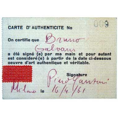 Сертификат участника акции.