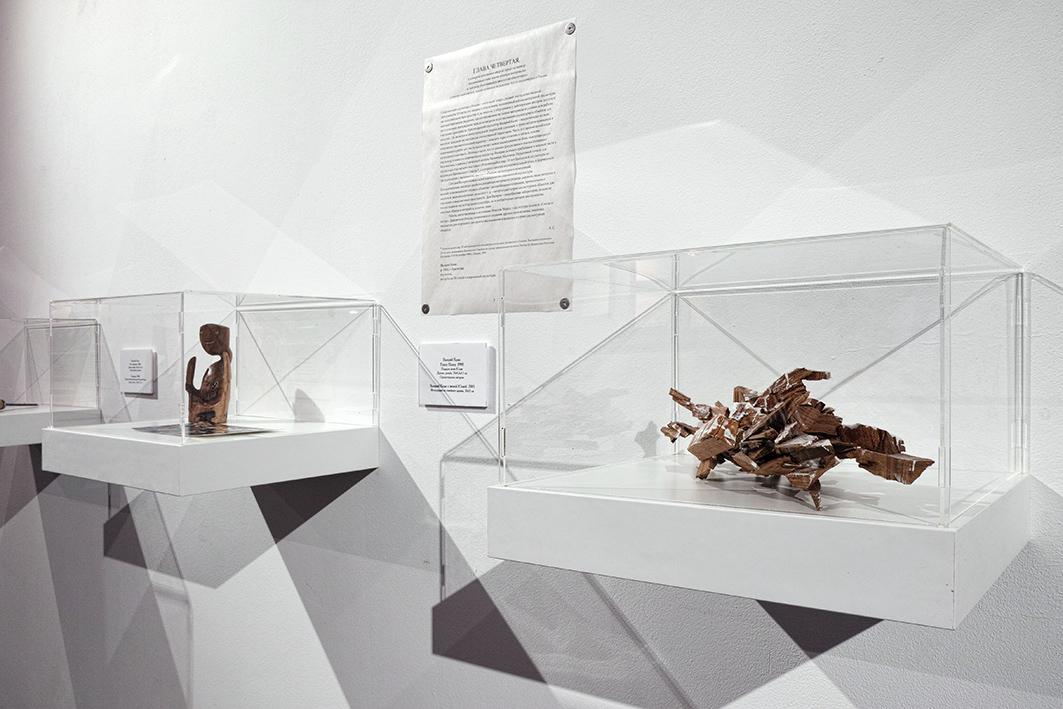 Выставка коллекции Николая Мороза «Строители весны»