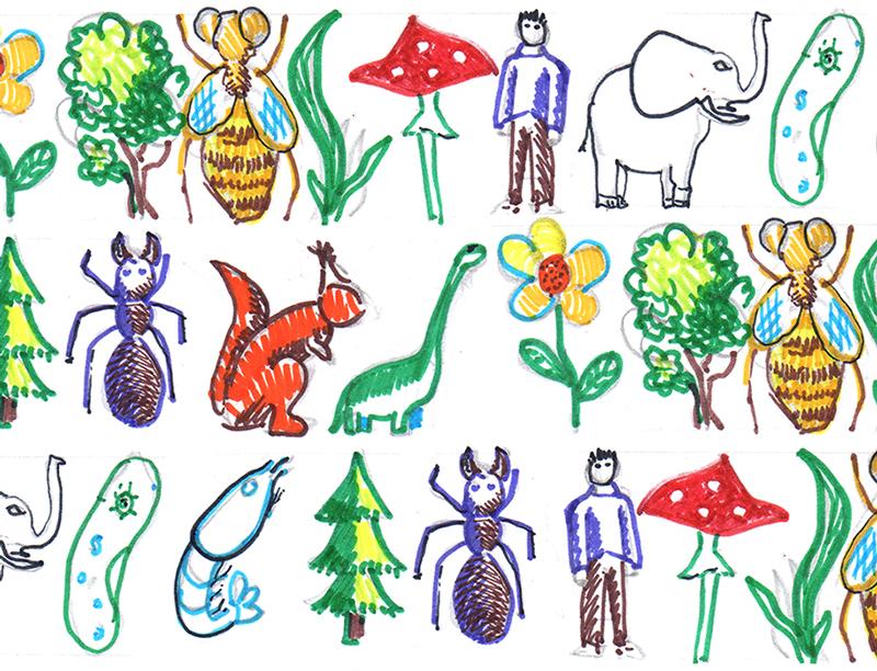 Выставка-исследование «Зеленый Хутор» пройдет в КЦСИ Типография с 15 апреля — 4 мая