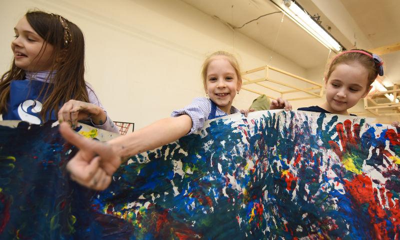 Краснодарский центр современного искусства «Типография» и ПАО «Ростелеком» приглашают детей и родителей на выставку «Краснодар-город будущего!»