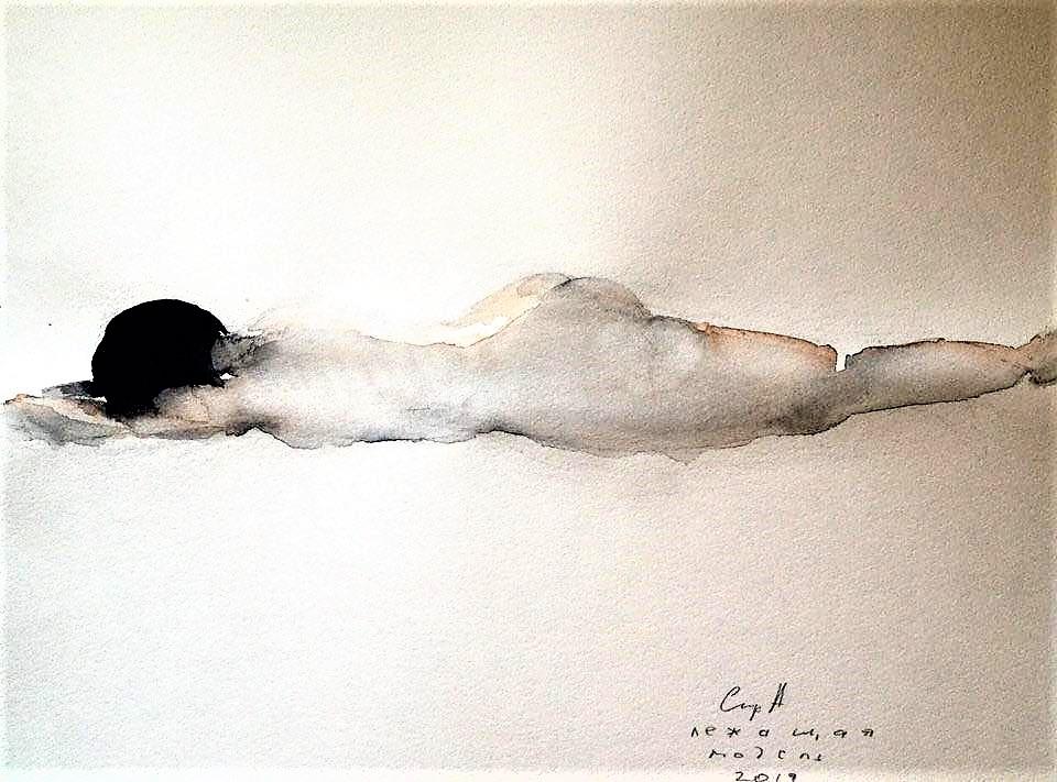 Выставка Андрея Серкова «Импульс — реакция»